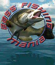 Bass Fishing Mania 3D (176x220)